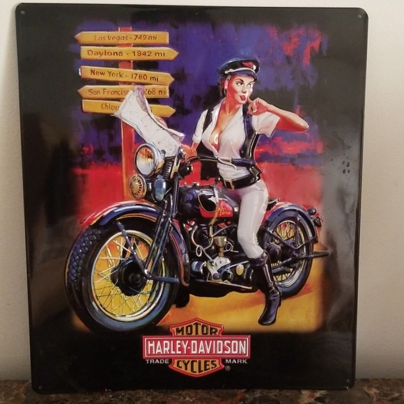 Harley-Davidson Other - Cross Roads Babe